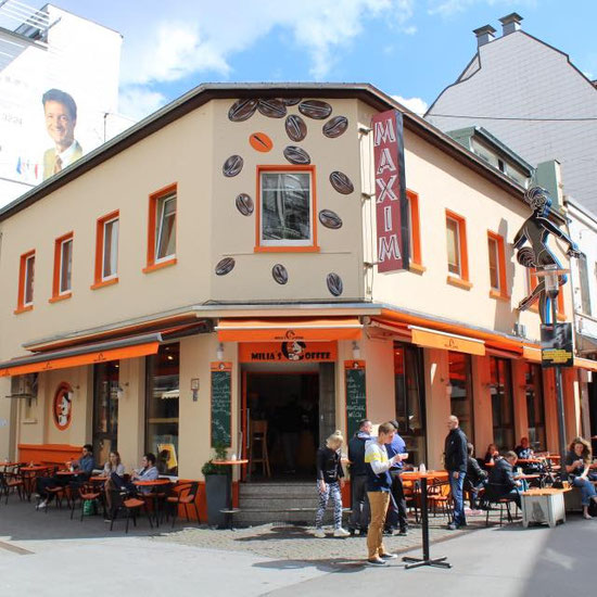 Milias Coffee: Mama Yoga Blog MOMazing City Guide Wuppertal - Tipps für Städtetrip und Reisen mit Kind.