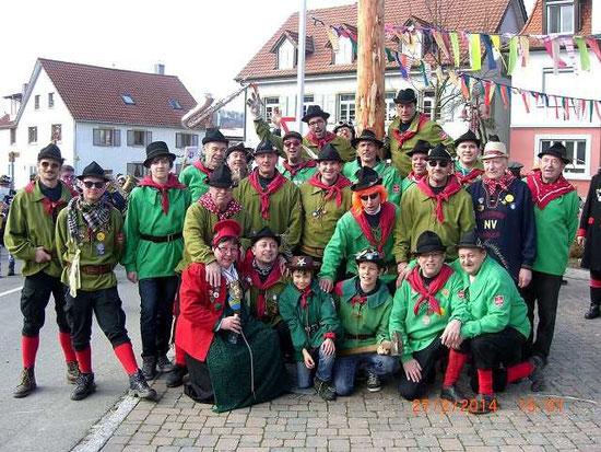 Unsere Oberholzer 2014