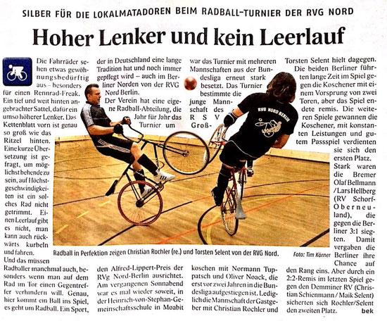 14.11.2013 Nordberliner Zeitung Nr. 46 Seite 11