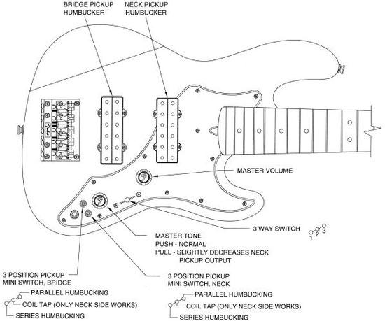 Fender Roscoe Beck V - disssas Webseite!