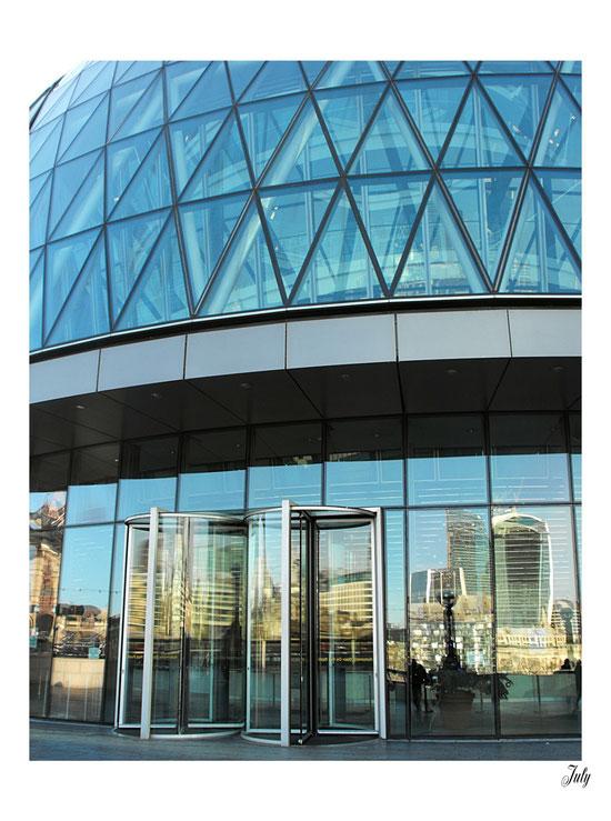 City Hall. London