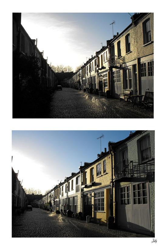 Cranley Mews, South Kensington. London