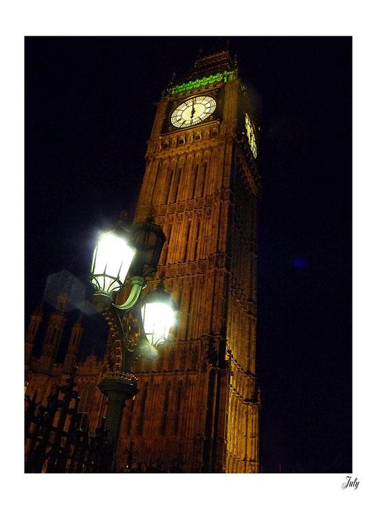 Big Ben, Westminster. London