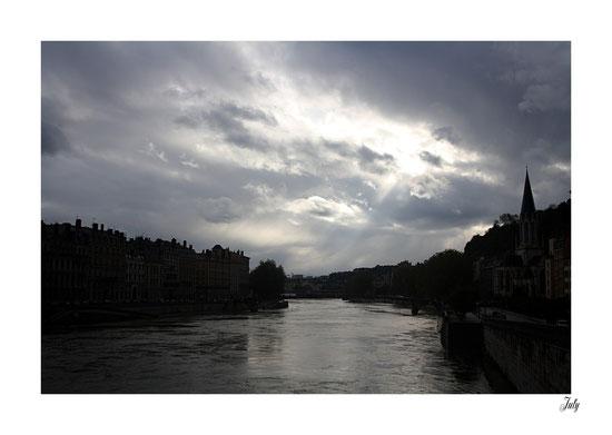 Pont Bonaparte. Lyon