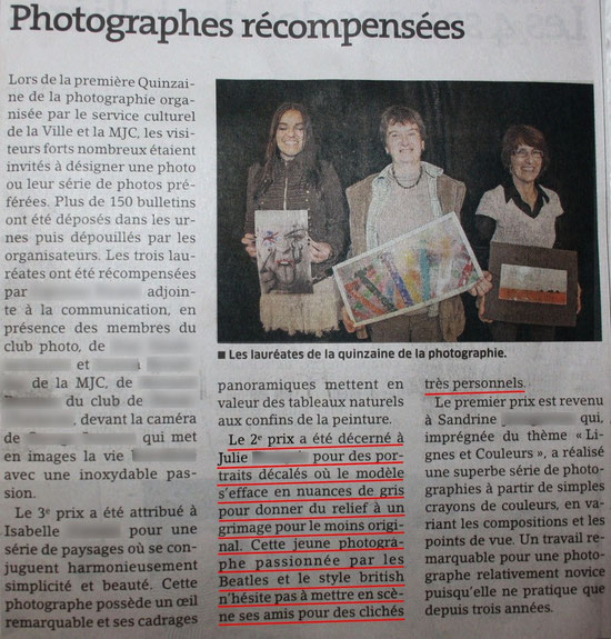 Journal du mardi 17 avril 2012.