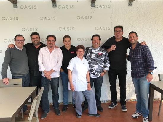 Cocineros y amigos de la Marina Alta. Hermandad culinaria alrededor de las cocas