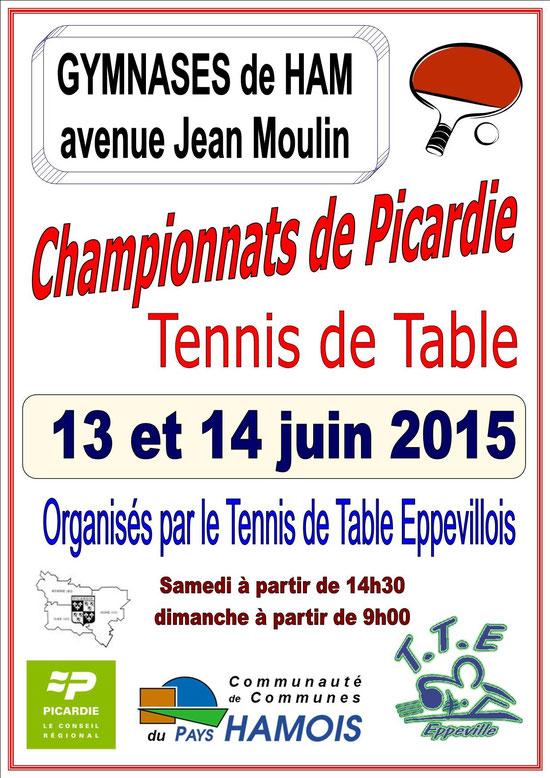 3 quipes r compens es aux troph es sportifs saison 2012 2013 tennis de table eppevillois - Equipe de france de tennis de table ...