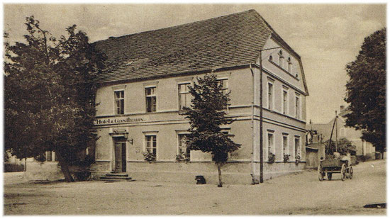Ansicht um 1930.