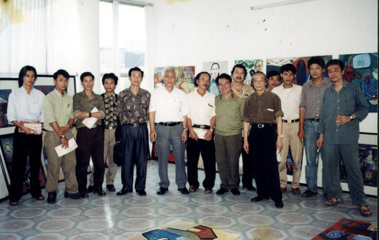 Trại Sáng tác tại Hà Nội