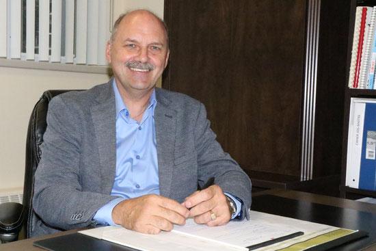 Jean-Denis Guignard, président directeur général du Camp Canawish