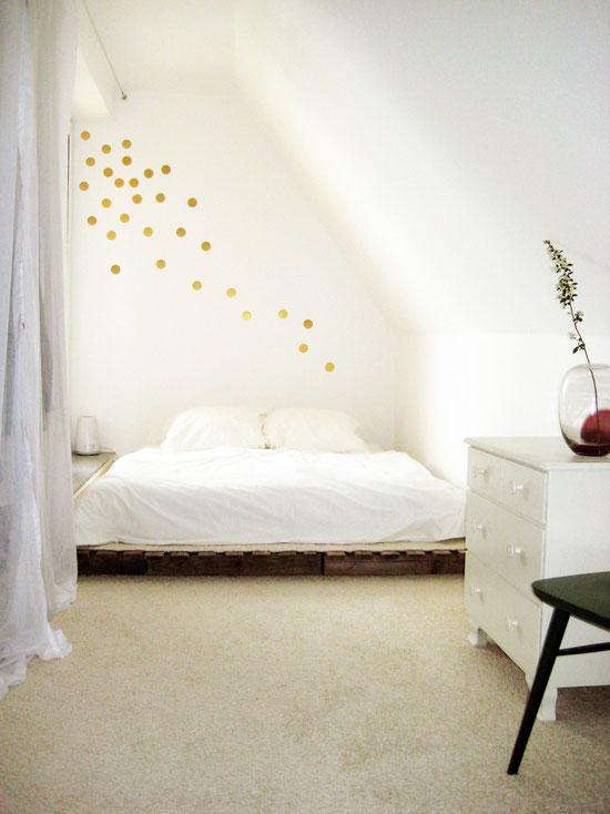 Schlafzimmer für privat