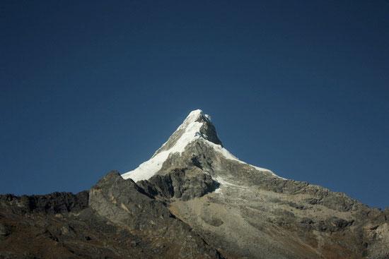 Artesonraju (Paramount Mountain)