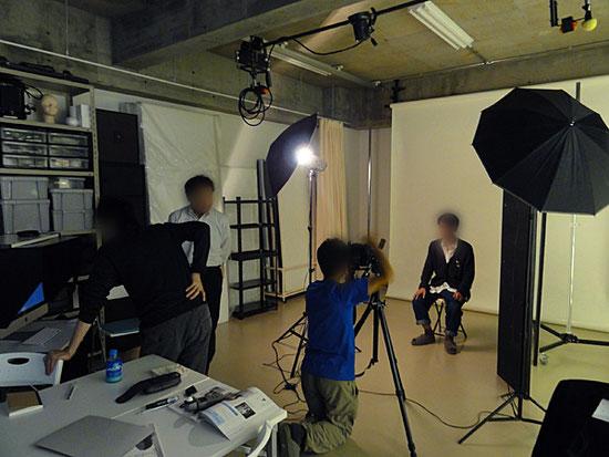 ライティング撮影講習会