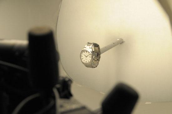 腕時計撮影