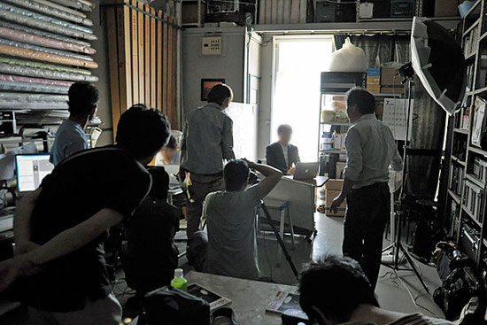 ライティング撮影講習会 インタビュー