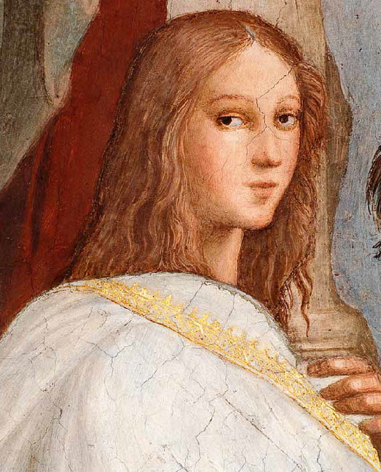 Hipatia; Alejandría; mujeres filósofas;