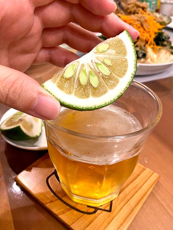 大分ローカルタレントのカボス味噌汁