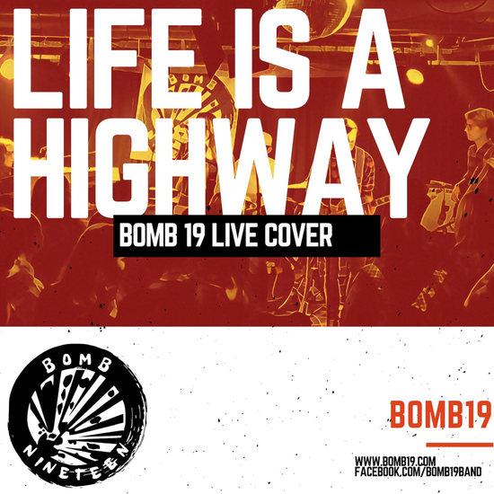 Life is a Highway - Rascal Flatts (BOMB NINETEEN Live Cover at OXIL Zofingen)