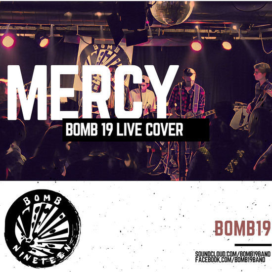 Mercy - Duffy (BOMB NINETEEN Live Cover at OXIL Zofingen)