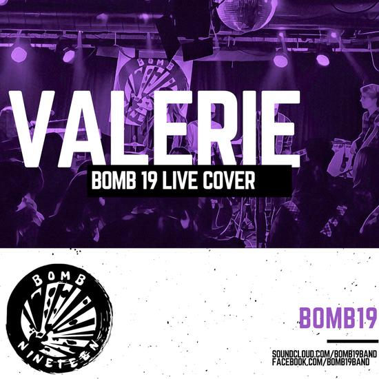 Valerie - Amy Winehouse (BOMB NINETEEN Cover)