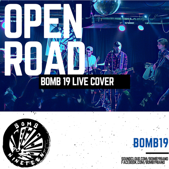 Open Road - Bryan Adams (Bomb 19 Live Cover at OXIL Zofingen)