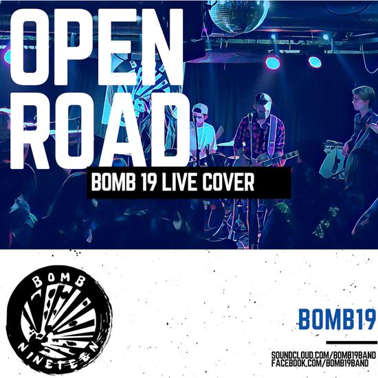 Open Road - Bryan Adams (BOMB NINETEEN Live Cover at OXIL Zofingen)