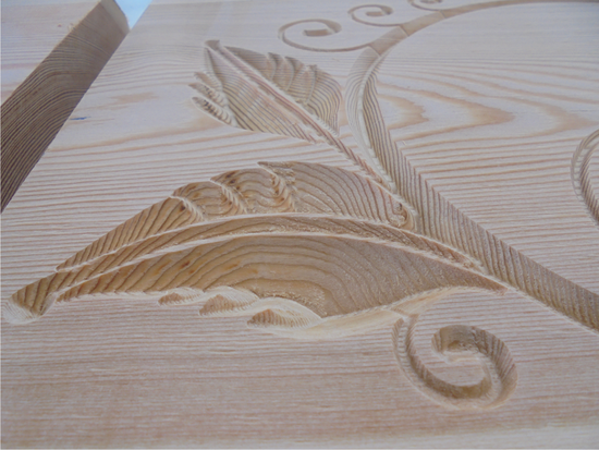 Holzschild mit Gravur, Holzschild geschnitzt