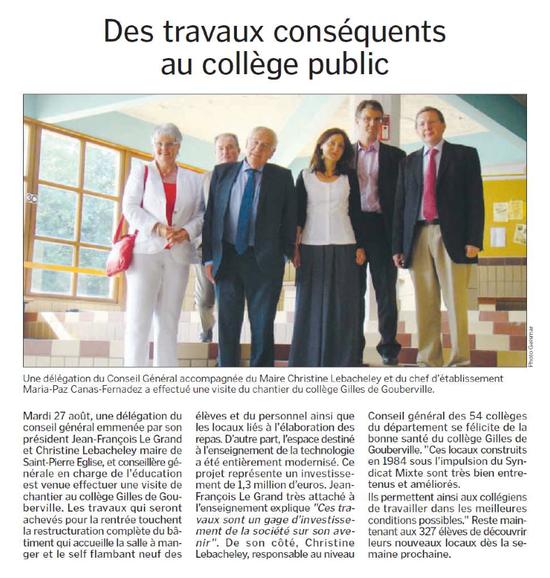 La Manche Libre, 30.08.2013
