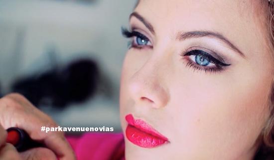 Maquillaje para tono de piel rosa claro