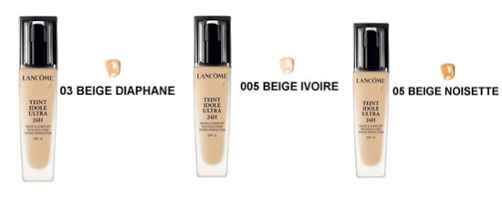 Lancome Beige Maquillaje