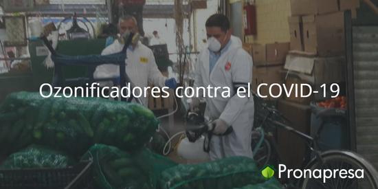 ozono coronavirus