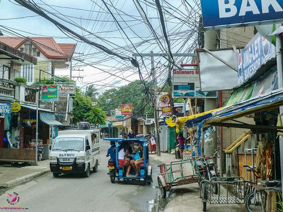 Boracay auf den Philippinen