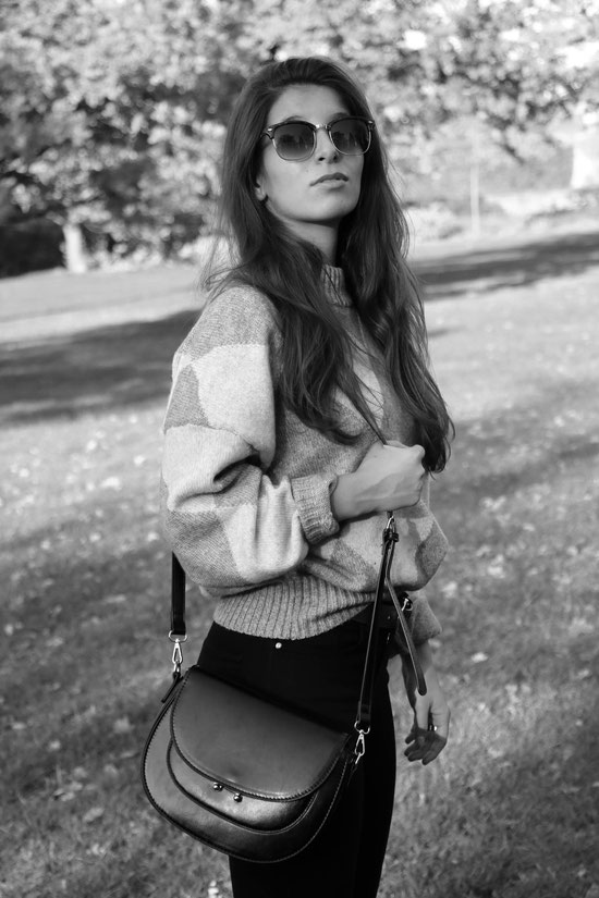 by Carmen Schubert Herbstoutfit Autumn Pringle of Scotland falloutfit