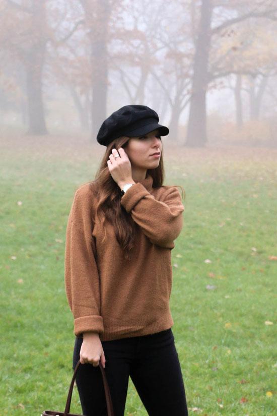 Sweater Weather, Carmen Schubert