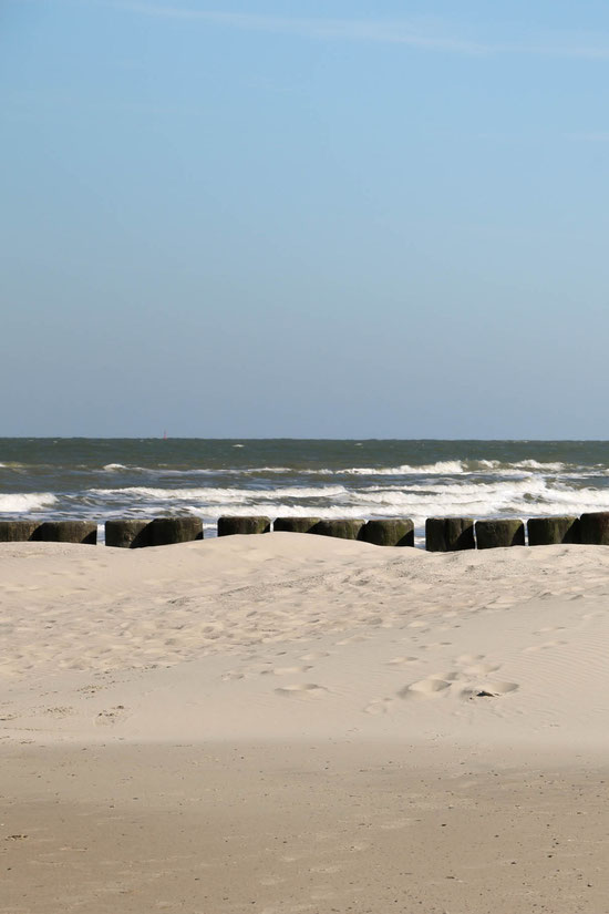 Travleblog, Norderney Beach Sea Sunset, Carmen Schubert