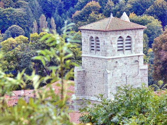Vue du village de Sauvain