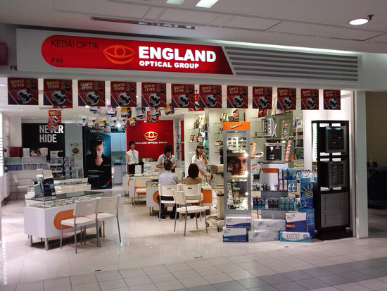 England Optical Group