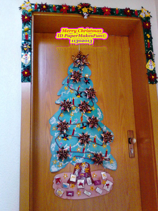 Merry Christmas - Entrancedoor 2013