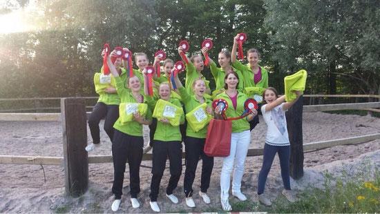 Deutscher L-Pokal in Herxheim: 11ter mit 5,881.