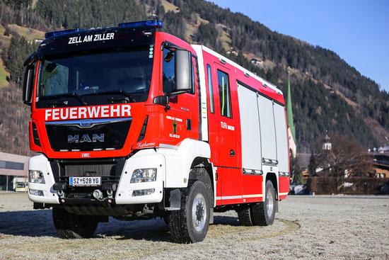 TLF-A 3000/200 Zell, FF Zell am Ziller