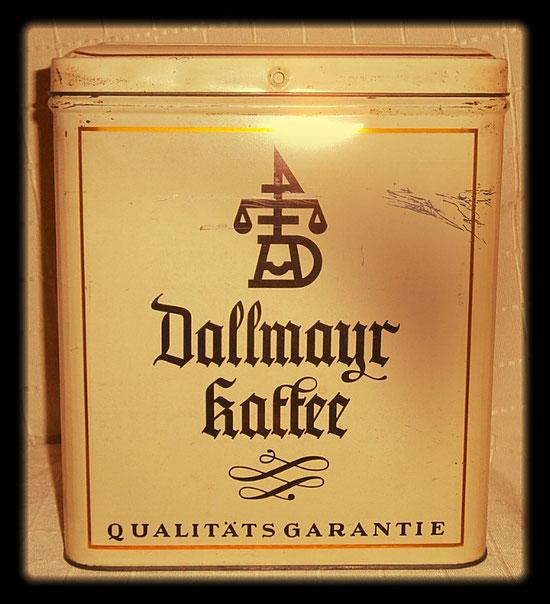 Dallmayr Kaffee 1970