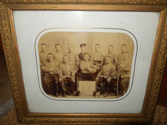 5 chasseurs calsse 1894