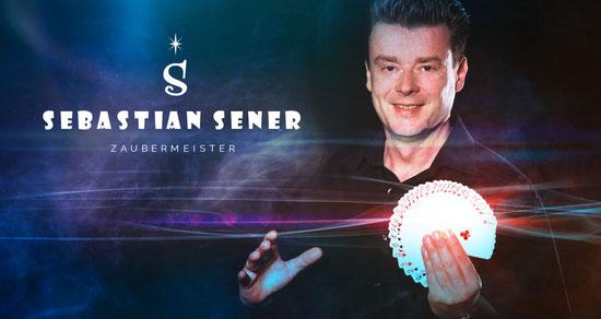 Zauberer München - Bayern - Sebastian Sener - Es gibt viele Künstler wie David Copperfield, Siegfried und Roy, Hans Klock uvm. ! Mit allen ist er schon auf der Bühne gestanden in ganz Deutschland, Österreich und der Schweiz ist er zu Hause. Einfach buchen