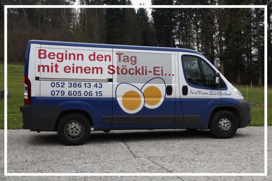 Varkauf Stöckli- Eier