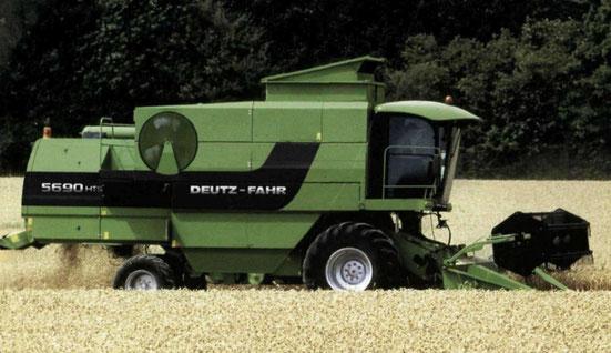 Deutz-Fahr 5690 HTS