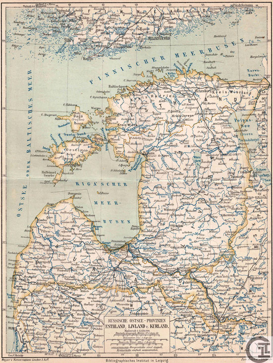 Kurland Livland Estland Lettland Estonia Latvia Ostseeprovinzen Baltische Provinzen Baltikum Lost Places Unlost Places Thöniß Thoeniss