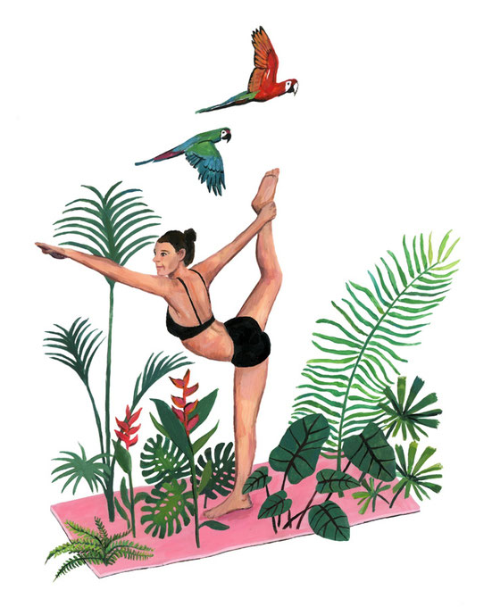 Jungleyoga