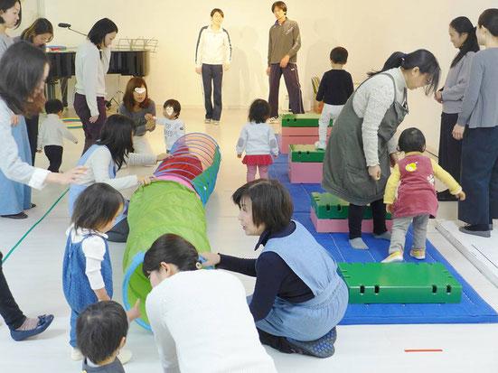 幼児教室体操教室・体験