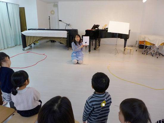 幼児教室ひな祭り・リトミック