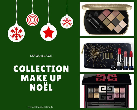 collection maquillage noel
